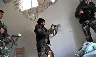 Syrian Rebels Capture Christian Town, Kidnap Nuns