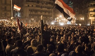 From 10000 to 900 Christians: The Arab Spring