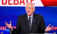 Sanders: Restrict aid to Israel if it undermines peace process
