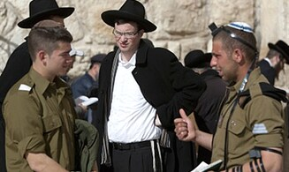 Chief Rabbi: Equal Burden of Service? Nonsense