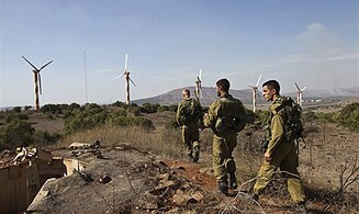 Iran Tells Syria to Attack Israel on Golan Heights