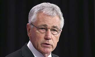 Hagel: Obama hurt his credibility