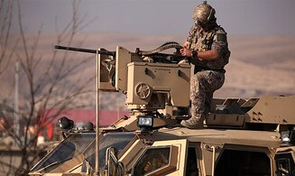 Five rockets fired at Iraqi airbase hosting US soldiers