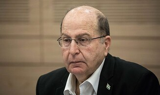 Moshe Ya'alon backs Yair Lapid's run for prime minister: 'He is worthy'