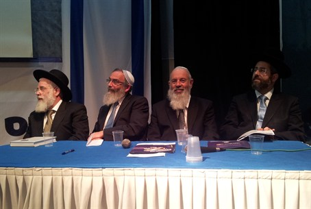Chief Rabbi Candidates