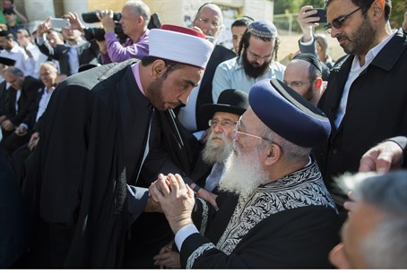 Interfaith (illustrative)