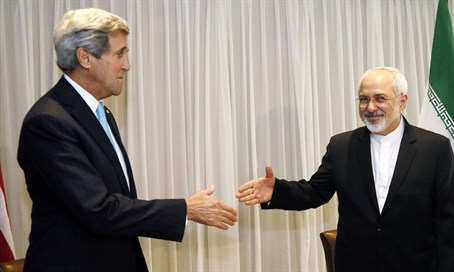 Kerry and Zarif (archive)