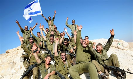 IDF soldiers (illustration)